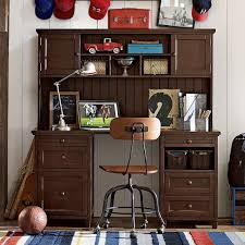 beadboard smart desk hutch pbteen