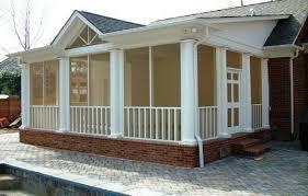 exquisite decoration screened patio ideas pleasing screen room amp