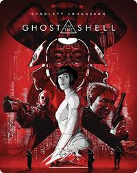 ghost in the shell steelbook includes digital copy blu ray