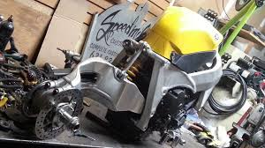so im putting a 2011 r1 motor in a 2001 zx9r frame page 7 zx6r