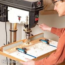 What Is A Pedestal Drill The Best Drill Press Jigs Family Handyman