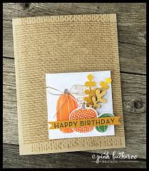 stampin up thanksgiving cards ideas pick a pumpkin card by erica cerwin handmade cards pinterest