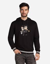 hoodie designer hoodie with designer cotton patch dolce gabbana
