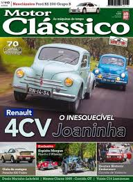 revista motor 2016 revista motor classico nº 111 abril 2016 portugues df