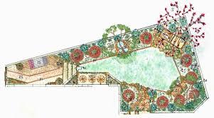 tagged backyard landscape design plans archives house design