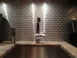 Kitchen Backsplash Photos Designs Ideas And Decors - Stainless steel backsplash reviews