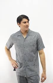 buy casual guayabera u0026 banded bottom mens shirts embroidered