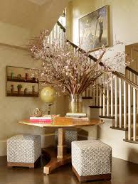White Foyer Table Decorating Foyer Table Entry Contemporary With White Wood Natural