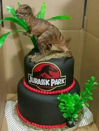 jurassic park cake topper ideas jurassic park birthday cake pretentious for all your