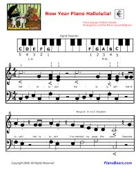thanksgiving piano sheet music piano matters newsletter new year piano hallelujah free sheet