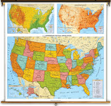 Images Of The United States Map by Political United States Map