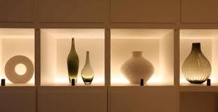 illuminazione interna a led strisce led per il design di interni illuminare la zona giorno