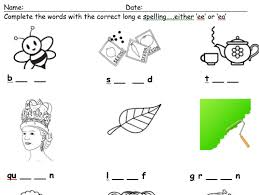 phonics worksheets u2013 mash ie