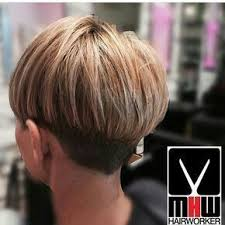 wedge one side longer hair pin by laura wagstrom on hair pinterest short hair hair style