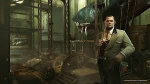 Dishonored Map Dishonored Knife Of Dunwall Dunwall City Trials Dlc Steam Pc Cd