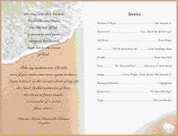 funeral programs exles 6 funeral programs exles letterhead template sle