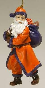 slavic treasures collegiate santa ornament at replacements ltd