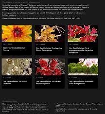 ovando nyc announces floral design classes flirty fleurs the