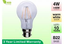 eco friendly glass filament led bulbs for sale 40 off discount