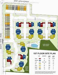 pono kai resort floor plans kai ani village the kihei south maui hawaii state condo guide com