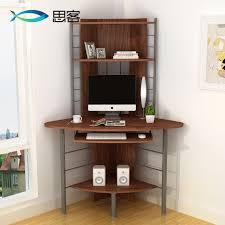 best korean passenger minimalist corner desk computer desk