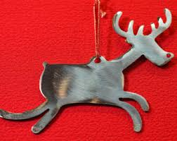 Rudolph The Red Nosed Reindeer Christmas Decorations Red Nosed Reindeer Etsy