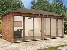 how to add more space with a garden room real homes