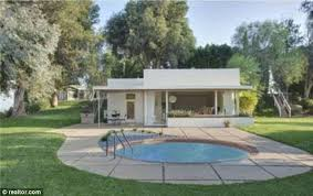 marilyn monroe house address house once owned by frank sinatra where jfk would rendezvous with