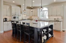 nice inspiration ideas black kitchen inspirations also island with