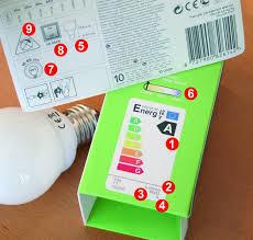 how do i read the energy label of a light bulb u2013 energuide