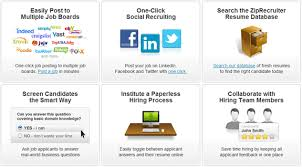 Post Resume Online For Employers by Ziprecruiter Review Job Posting Site For Employers