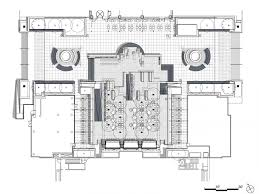 Penn Station Floor Plan by Rzaps Zurita Architects One Penn Plaza