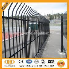 2017 high quality ornamental iron fence buy ornamental