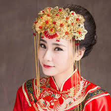 traditional hair accessories retro style wedding headpiece bridal hair accessories