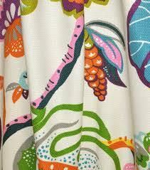 genevieve gorder genevieve gorder upholstery fabric 54 u0027 u0027 tropical fete rainforest