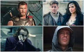 the 25 best superhero movies ranked by robbie collin film