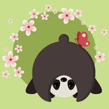 tutorial illustrator italiano create a cute and simple panda with basic shapes in adobe illustrator