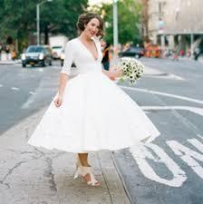 discount vintage 50s wedding dresses tea 2017 vintage 50s