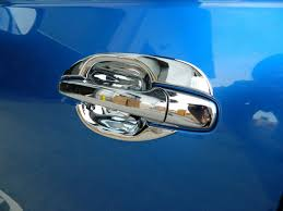 ford ranger door handle ford ranger mk3 4 chrome door handle bowl styling set 4x4