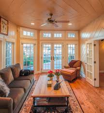 panel ceiling ideas family room eclectic with coffee