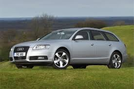 Audi 2005 Audi A6 Avant 2005 Car Review Honest John