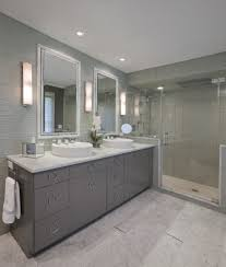 recessed baseboards bathroom vanity light fixtures bathroom traditional with bamboo
