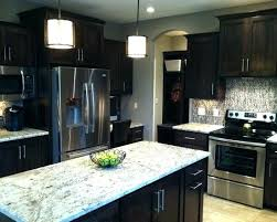 kitchen paint colors with espresso cabinets kitchen kitchen wall colors with cabinets innovative on