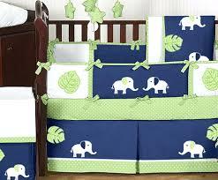 elephant crib bedding walmart elephant crib set boy baby
