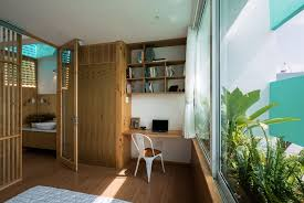 ha u0027s less house is comprised of moveable partition systems to