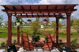 outdoor home depot pergola freestanding pergola with canopy