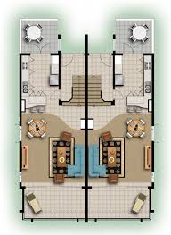 floor plan illustration the playuna