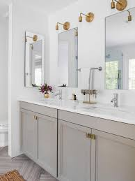 budget bathroom ideas cheap ways to freshen up your bathroom countertop hgtv