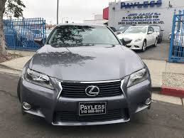 lexus santa monica used used 2013 lexus gs 350 at payless auto sales