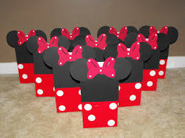 mickey mouse favor bags mickey mouse party favors bags criolla brithday wedding